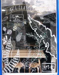 art-K Fulham art classes in London