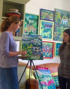 Annie Meier Art art classes in London