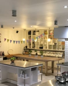 The Avenue Cookery School food classes in London