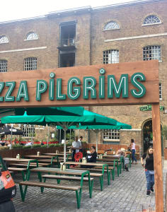 Pizza Pilgrims food classes in London