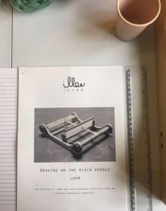 Illae Woven Studio crafts classes in London