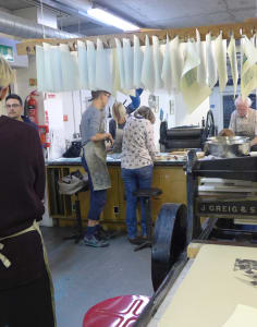 London Print Studio art classes in London