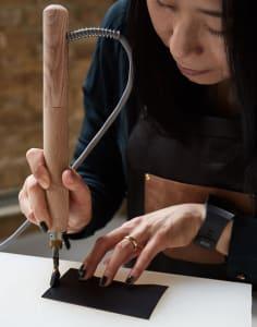 MV Leathercraft Workshop crafts classes in London