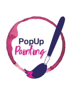 PopUp Painting art classes in London