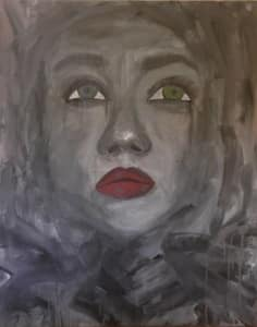 Zarina Belic art classes in London