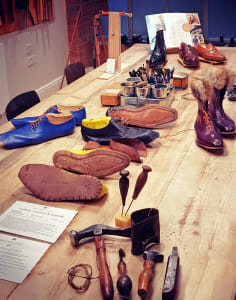 Carréducker Shoe & Leather School crafts classes in London
