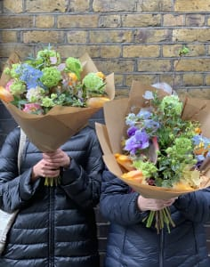 The Flower Factory LDN crafts classes in London