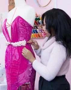 DUMEBI Couture Fashion crafts classes in London