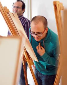WorkingArtRoom art classes in London