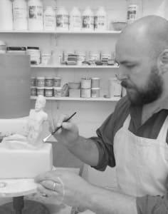 Ceramics Sculpture Studio art classes in London