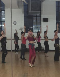 Asmahan Dance dance classes in London