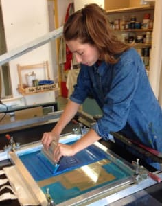 Nicole Line Workshops art classes in London