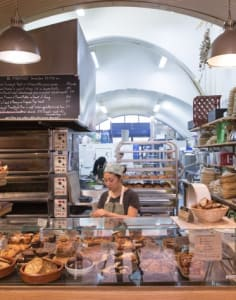 E5 Bakehouse food classes in London