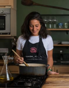 Enrica Rocca food classes in London