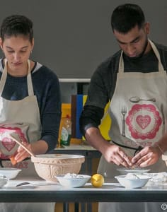 Greenwich Pantry food classes in London