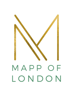Mapp of London art classes in London