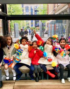 PomegranART Workshops - Spitalfields Silk Series crafts classes in London