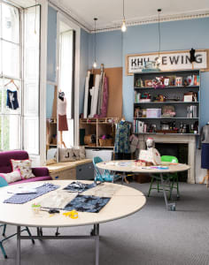 KHY Sewing School crafts classes in London