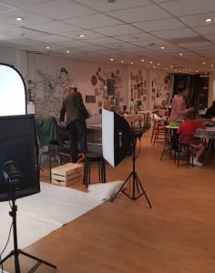 RN Events Photography crafts classes in London