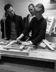 New School of Furniture Making crafts classes in London