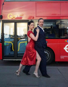 Tango y Nada Mas dance classes in London