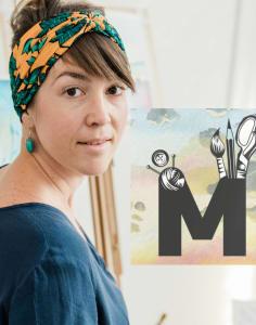Makings and Musings by Irene Ruby art classes in London