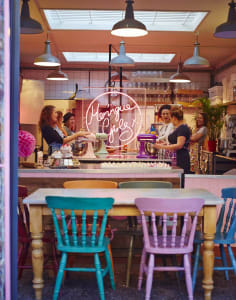 Bake with a Legend food classes in London