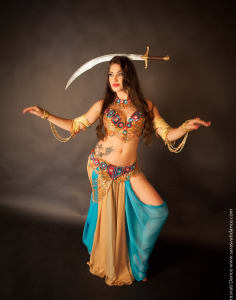 Sarasvati Dance dance classes in London