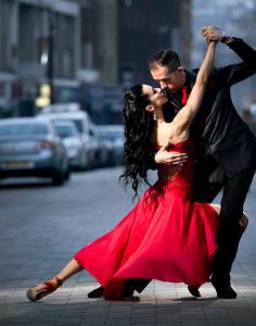 Paula Duarte Tango dance classes in London