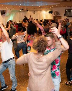 Dsantos Dance UK dance classes in London