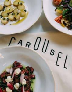 Carousel London food classes in London