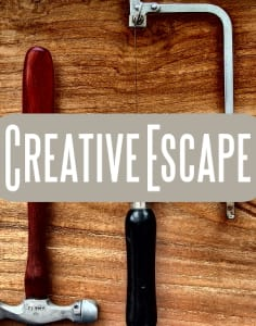 Creative Escape Studio crafts classes in London