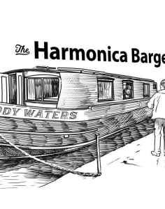 The Harmonica Barge music classes in London