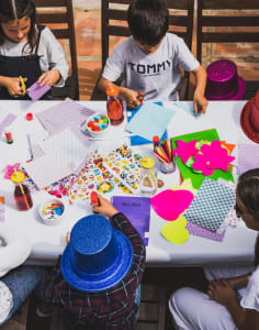 Plox crafts classes in London