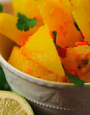 Nouveau Indian Cuisine: Morning by London Vegetarian School - food in London