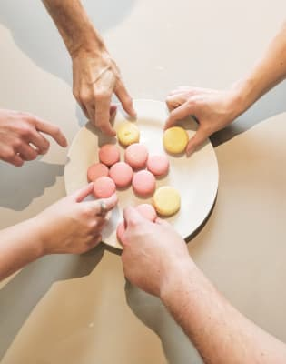 Make Iconic French Macarons by Mauderne - food in London
