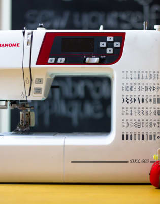Sewing Machine How-to with Lisa Falconer by The Village Haberdashery - crafts in London