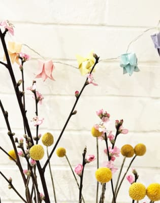 Origami Fairy Light Workshop ONLY £25 by Tea & Crafting - crafts in London