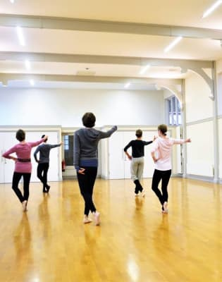 Adult Ballet Follow-On Class by Ballet 4 Life - dance in London