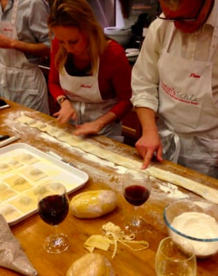 Corporate Cooking Class: Starter Package by Venturi's Table Corporate Cookery School - food in London