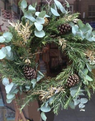 Christmas Wreath Making Workshop Obby