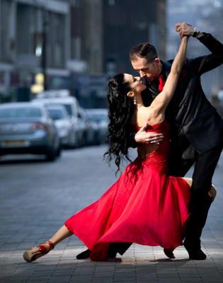 Private Tango Class by Paula Duarte Tango - dance in London