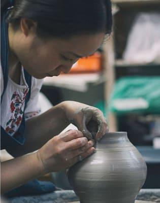 Create in Clay by Kite Studios - art in London