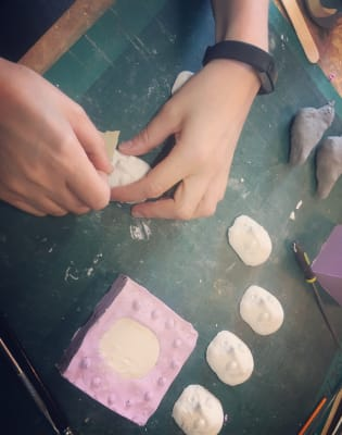 2 Day Stop Motion Animation, Face Replacement Workshop by Ctrl+ART+Dlt - art in London