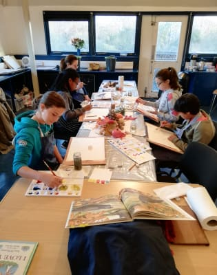 Young Artist's Course by London Art School - art in London