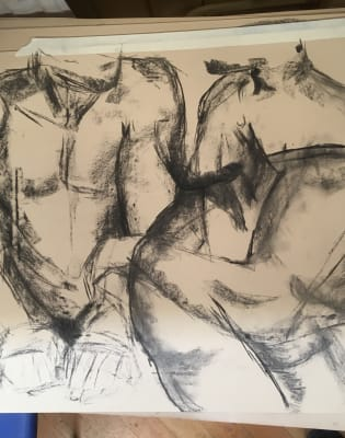 Life Drawing by Richmond School of Painting - art in London