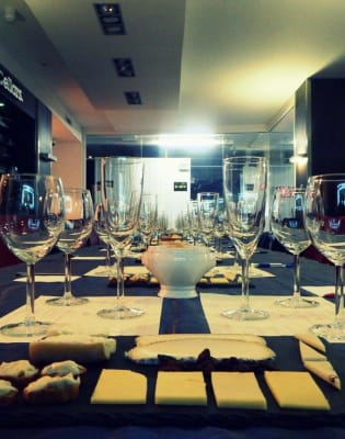 Wine Tasting with Cheese: Fulham by Dionysius Importers - drinks-and-tastings in London