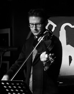 Classical Advanced Violin Lessons with Richard Jones by Richard Jones - music in London