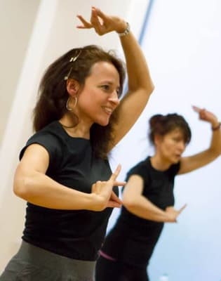 Private Bellydance Class by Epika Dance - dance in London