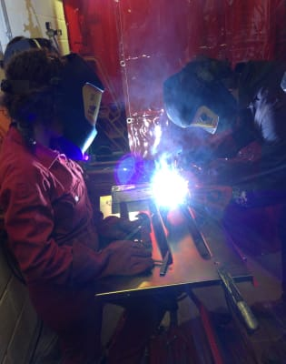 Welding Workshop for Artists by London Sculpture Workshop - art in London